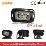 Offroad 10W 3.5inch топят свет работы Osram СИД держателя (GT1012A-10W)