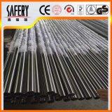 304 316 tubos de acero inoxidables inconsútiles con Poblished para arriba