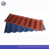 Hitzebeständigkeit-Stein beschichtete Stahldach-Fliesen für Baumaterialien/Bondfliese