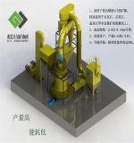 5-20tph 4 Molen van de Hoge druk van de Machine van de Molen van de Malende Machine van Rollen de Industriële