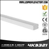 Lumière pendante de DEL, lumière élevée linéaire de compartiment de DEL pour le marché