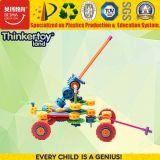 Giocattoli di intelligenza della particella elementare della costruzione del giocattolo dei capretti DIY