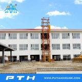 La ISO 9001 certificó la estructura de acero para el proyecto del hotel en Gabón