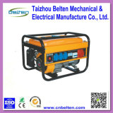 Alambre de cobre del generador portable de la gasolina de Bt-2500A 2kw
