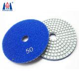 Handwinkel-Schleifer-Diamant 125 mm-Polierauflage