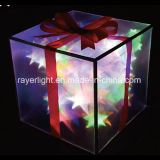 Торговый центр Рождество декор лампа 3D-стиле фонари