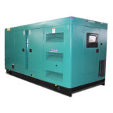 3 Этап 125 ква дизельных генераторов для продажи - Cummins на базе