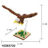 Baustein-eingestellte Spielwaren-Ziegelsteine des Adler-610PCS Nano (10283720)