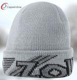 Chapeau de l'hiver de chapeau de Beanie tricoté par modèle neuf de Capwindow