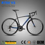 700c Shimano 18speed Straßen-Laufenfahrräder mit Aluminiumrahmen