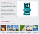 Elektrischer Motor-vertikale Schleuderpumpe für Wasser-Entwässerung