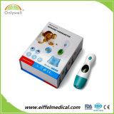 Termômetro de orelha infravermelho de Digitas do contato médico do bebê