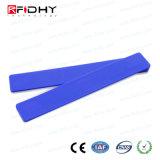 H3チップが付いているシリコーン材料UHF RFIDの洗濯の札
