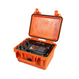 Medidor geofísico do Resistivity e equipamento de som elétrico vertical de Ves para o detetor da deteção da água e de mineração do minério