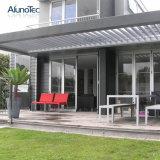 Motorisiertes Dachpergola-Hochleistungssystem für Haus