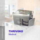Carrello elettrico pieno dell'alimento del riscaldamento dell'acciaio inossidabile (THR-FC005)