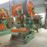 Máquina profunda da imprensa de potência mecânica da imprensa de perfurador da garganta da série J23
