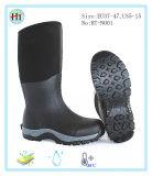 Laarzen van de Regen van het Neopreen van de mens de Rubber, de Laarzen van het Neopreen, de Schoenen van het Neopreen