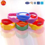 Gummi-Wristband/Armband des Silikon-FM1108 für Park