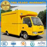 camion mobile d'aliments de préparation rapide du véhicule JAC de hot-dog de la vente 2t chaude