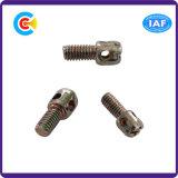 DIN/ANSI/BS/JIS Stainless-Steel Carbon-Steel/4.8/8.8/10.9 joint pour la construction de vis en acier galvanisé