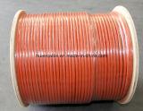 Коаксиальный кабель Tri-Экрана RG6 с 18AWG CCS и охватом 60%