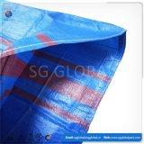 Polypropylene azul sacos tecidos para o farelo de trigo