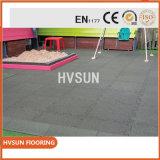 Stuoia di collegamento poco costosa resistente all'uso del pavimento della gomma piuma di 100*100*2 cm