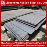 Structure de la construction de la plaque en acier doux/A36 Plaque en acier Prix par tonne