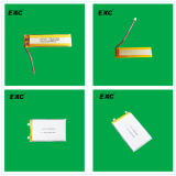 383450リチウムIon Polymer Battery 3.7V 650mAh