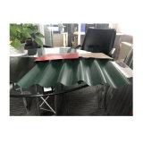 Lo strato del tetto della Nigeria PPGI ha ondulato lo strato impresso coprendo lo strato