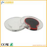Kristall-PC Qi-drahtlose Aufladeeinheits-Auflage-preiswerter Preis vom Soem-Hersteller