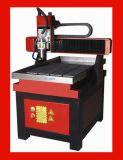 Talla de escritorio Carver CNC Router con Rotary para el grabado de metal, aluminio, cobre, aluminio, acero