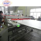 PE PP pour la fabrication de la machine de l'extrudeuse en plastique polyéthylène feuille creux en polypropylène