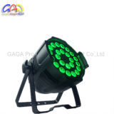 24 * 18W LED Stage PAR LED interior PAR Pode Rgbaw UV LED PAR Light