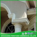 Profilo architettonico della muffa del cornicione della colonna a prova di fuoco ENV dell'arco decorativo