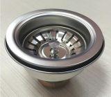 Cor de ouro Taça Duplo pia de cozinha artesanal em aço inoxidável (ACS3021A2G)