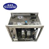Le circuit hydraulique/hydrostatique/pompe d'essai de pression hydrostatique