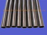 Tubo de fibra de vidrio hueco con Hight Flexibilidad