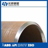 Tubos de acero inconsútiles laminados en caliente para el uso como aislante de tubo para los receptores de papel