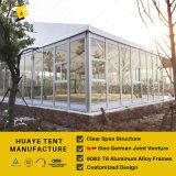 Doppia tenda di evento della cupola di Huaye 20m (hy075b)