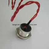 12mm AluminiumProlongated Impuls-piezo Schalter mit Qualität