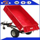 Оптовый самый лучший трейлер тележки кудели трактора Customerized (7C-1, 7C-2, 7C-3)