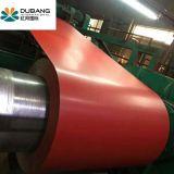 Revestido de color Prepainted PPGI bobinas de acero galvanizado para materiales de construcción