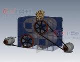 Камень цемента угля, дробилка ролика машины 4 угля точная задавливая