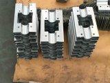 フルセットの家禽装置が付いている農場の鉄骨構造