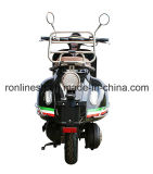 EEC Vintage/Vespa/retro Style 50cc/125cc, 150cc Scooter/Roller/Moped con EPA, DOT, Carb