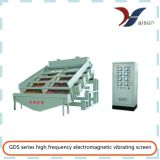 Gds-2424 Series High frequency Electromagnetic Vibrating screen screen