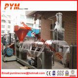 Haustier-Flaschen-Flocken-Plastikaufbereitenmaschine (sj-90)