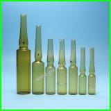 De farmaceutische Ampullen van het Glas